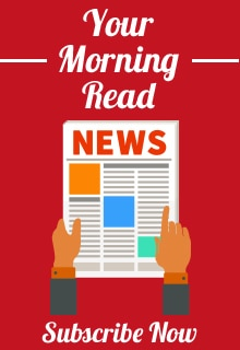 Sign Up for Your Morning Read