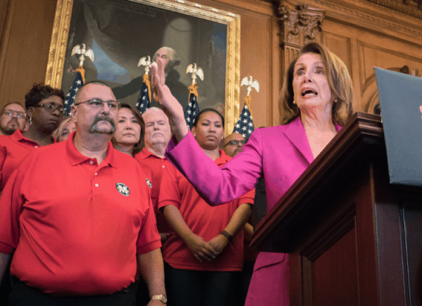 Nancy Pelosi unveils new prescription drug pricing legislation in hopes of lowering costs