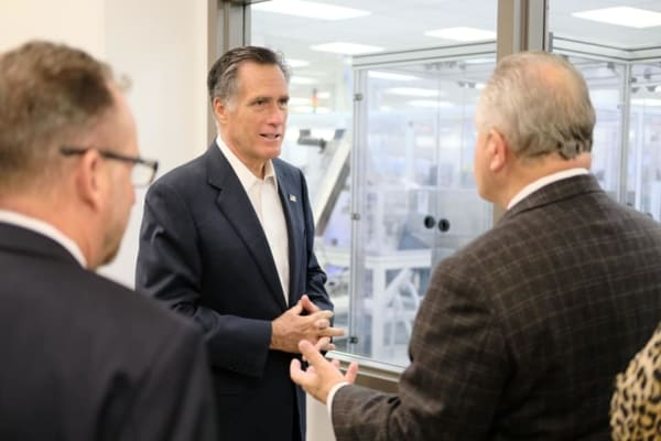 "Senator Romney proposes Social Security trust fund ""rescue committees"" as cover for ""entitlement reform"" that would hurt seniors"